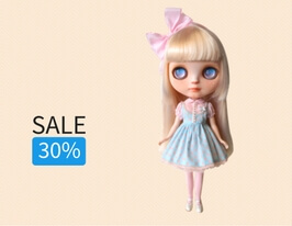 Blythe Doll Discount