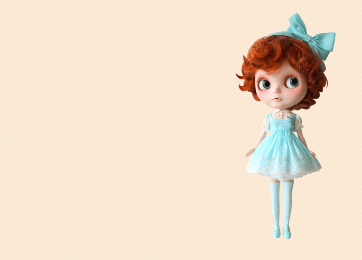 Blythe Doll for Sale